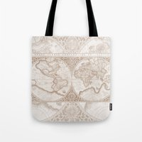 Terra In Tan Tote Bag