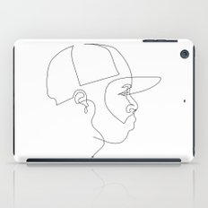 One Line For Dilla iPad Case
