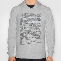 The Best Title Is This O… Hoody