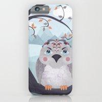 iPhone & iPod Case featuring Whimsical Bird by Robert Scheribel