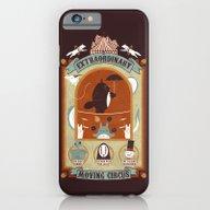 The Moving Circus iPhone 6 Slim Case