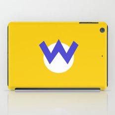 Nintendo Wario iPad Case
