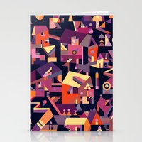 Structura 9 Stationery Cards