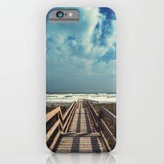 Beach Boardwalk iPhone 6s Slim Case