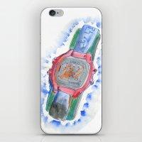 The Watch iPhone & iPod Skin