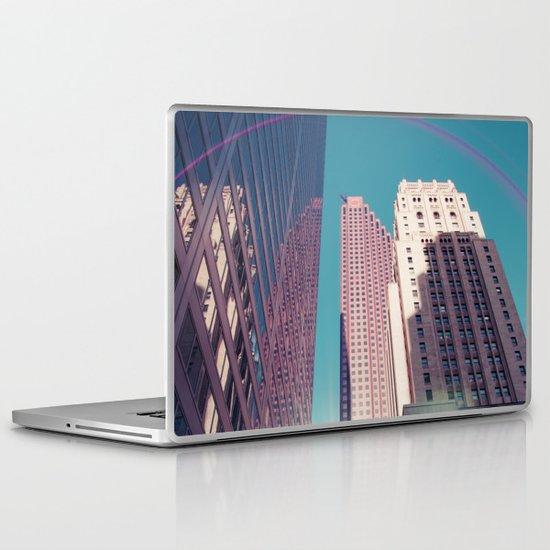 Bam! Flare!.. Laptop & iPad Skin