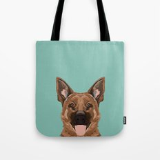 Skylar - German Shepherd… Tote Bag