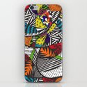Ooo Jazzy Baby iPhone & iPod Skin