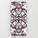 magnolia silhouette iPhone & iPod Case