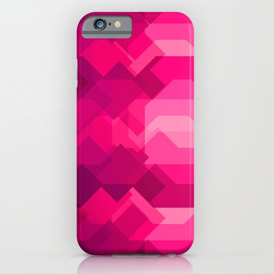 Gemstone - Ruby iPhone & iPod Case