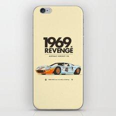 1969 iPhone & iPod Skin
