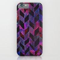 PATTERN {Chevron 014} iPhone 6 Slim Case