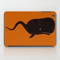 Sperm Whale iPad Case