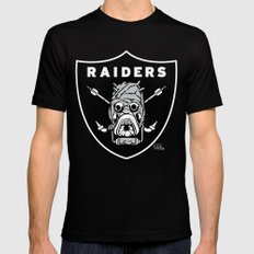 Tusken Raider Nation Pride Mens Fitted Tee Black SMALL