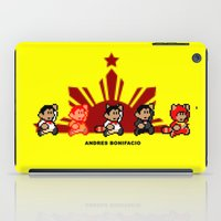 8-bit Andres Bonifacio 2 iPad Case
