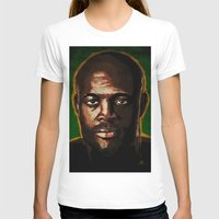 "wes anderson T-shirts featuring Anderson ""The Spider"" Silva by Joe Borelli"