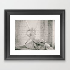 Immortalized Framed Art Print