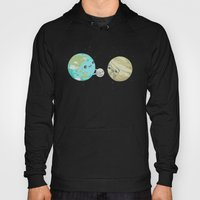 I'd Give You The Moon Hoody