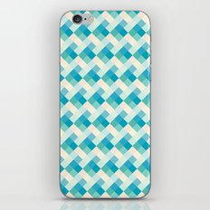 Sea Foam iPhone & iPod Skin