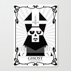GHOST UK TOUR Canvas Print