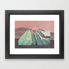 SITE Framed Art Print