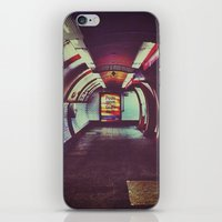 Though the tunnel iPhone & iPod Skin