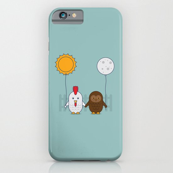 Early Bird & Night Owl iPhone & iPod Case