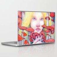 Keeper Of The Scarlet Ga… Laptop & iPad Skin