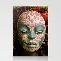 Acorn Harvest Muertita D… Stationery Cards