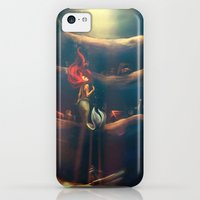 iPhone 5c Cases featuring Someday by Alice X. Zhang