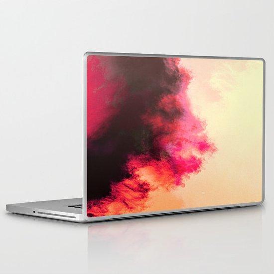 Painted Clouds II Laptop & iPad Skin