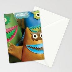 Alt. Album Cover: Green Naugahyde Stationery Cards