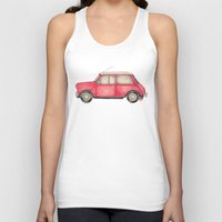 Original Austin Mini - B… Unisex Tank Top