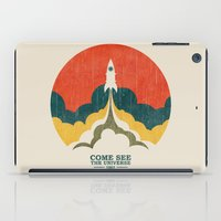Come See The Universe iPad Case