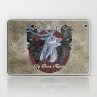 My Deer Friend / Version 2 Laptop & iPad Skin