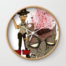Grimes Pillow Wall Clock