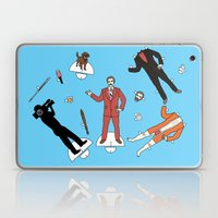 Cut It Out: Ron Burgundy Laptop & iPad Skin