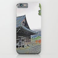 Temple At Dusk iPhone 6 Slim Case