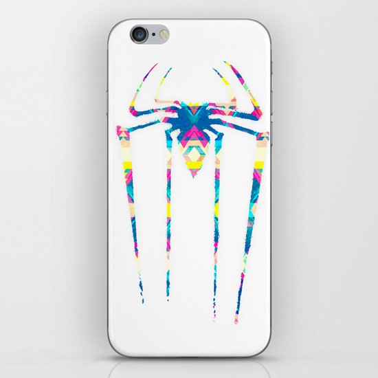 Amazing Spiderman iPhone & iPod Skin