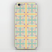 Pattern9 iPhone & iPod Skin