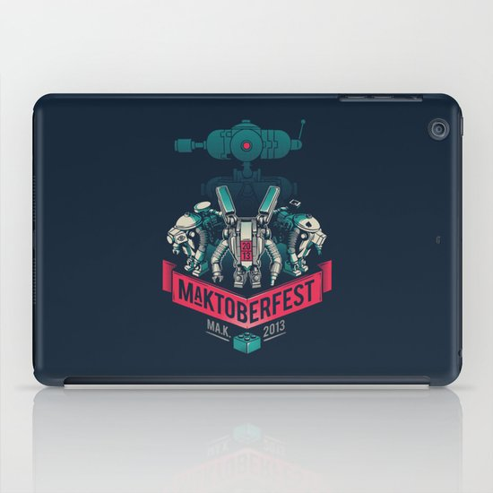 MaKtoberfest 13 iPad Case