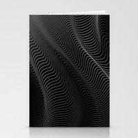 Minimal Curves II Stationery Cards