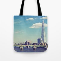 London... Tote Bag