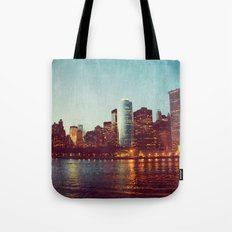 When the Lights Go Out Tote Bag