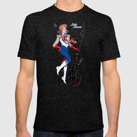 Sailor Stardust Mens Fitted Tee Tri-Black SMALL