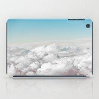 Cotton Sky iPad Case