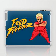 Food Fighter Laptop & iPad Skin