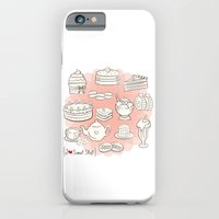 iPhone & iPod Case featuring I {❤} SWEET STUFF by lilycious