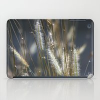 Blowing in the wind. iPad Case