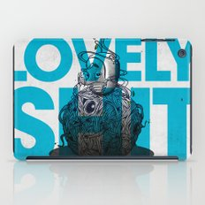 Lovely Shit iPad Case